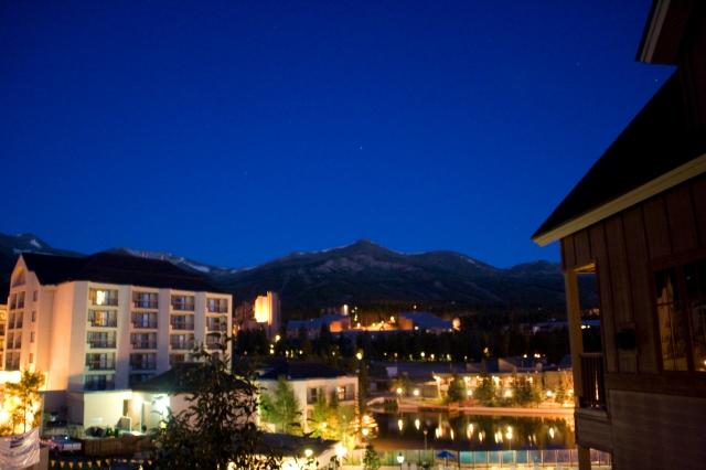 Colorado at 6:15 AM
